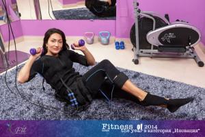 Е-фит EMS тренировка електрофитнесизображение6