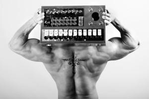 Е-фит EMS тренирожка електрофитнесизображение13
